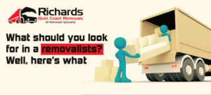 Professional removalists Gold Coast