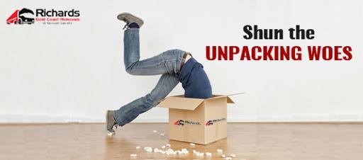 Do not go For Unpacking