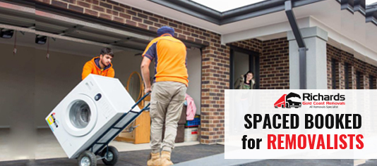 Keeping space for the Removalists
