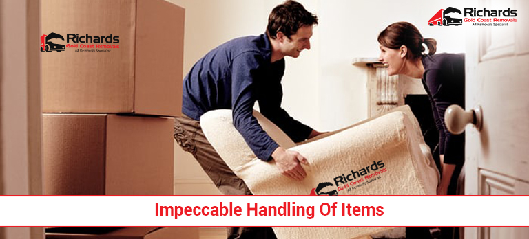 experienced furniture removalists in Gold Coast