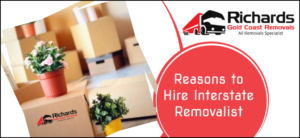 Interstate Removalist