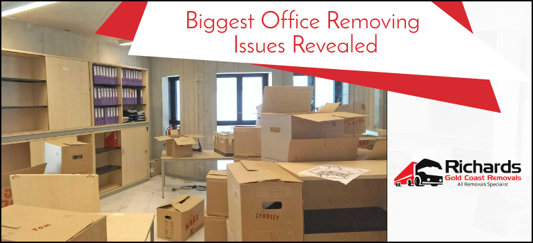Office Removals Issues