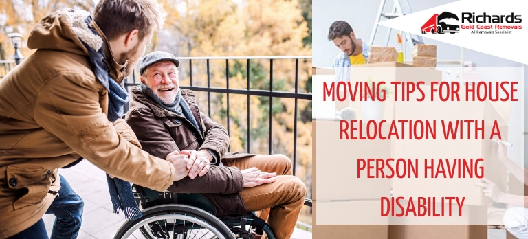 Moving Tips for House Relocation With a Person Having Disability