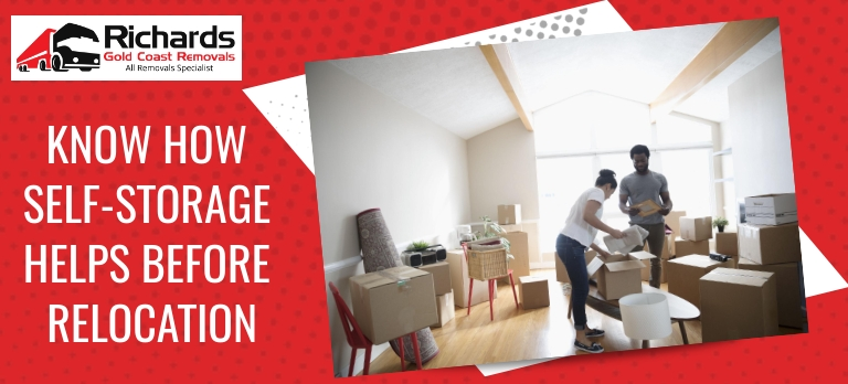 Self-Storage for Relocation