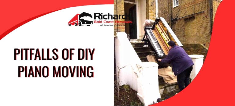 DIY Piano Moving
